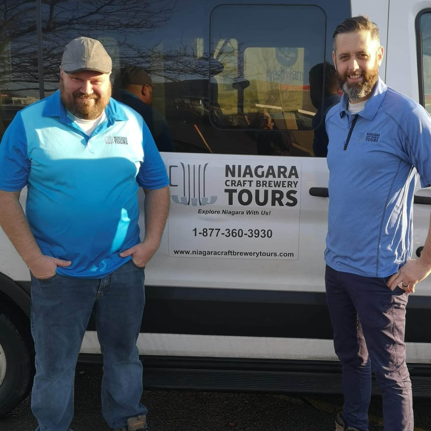 Proud Supporter Niagara Craft Brewery Tours