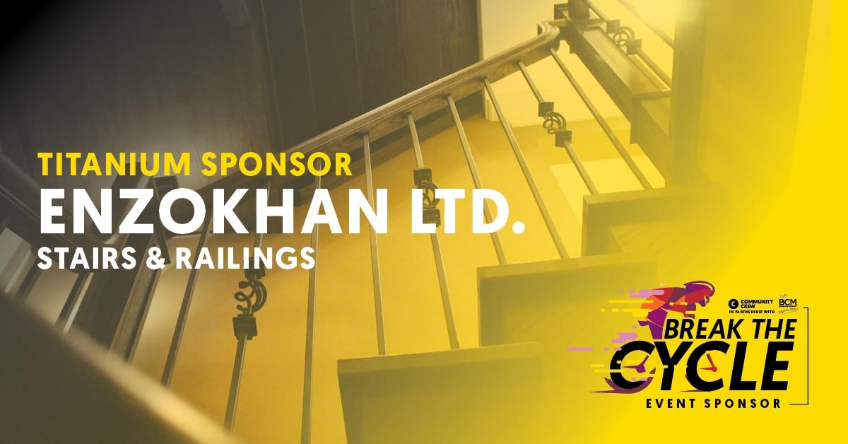 Break The Cycle Sponsor - Enzokhan