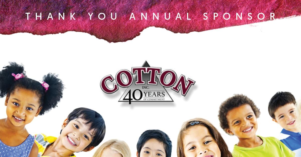 Cotton Inc Annual Sponsor