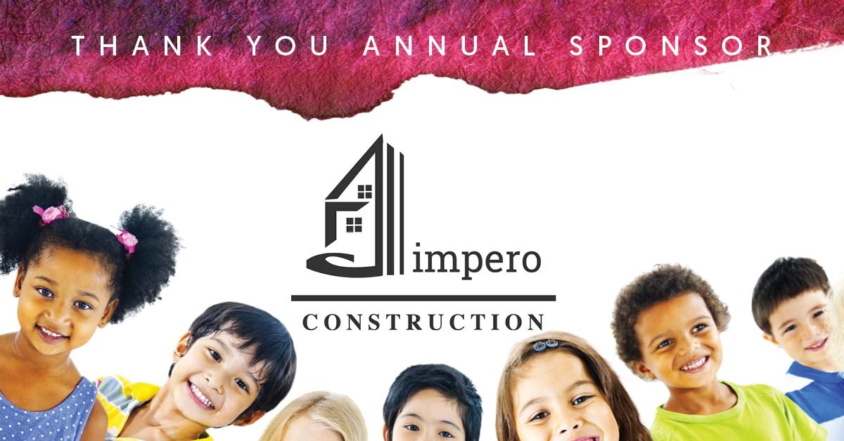 Annual Sponsor Impero Construction